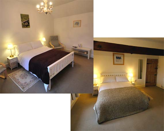 Bassettwood Farm Bedrooms