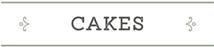 Bassettwood Menu – Cakes Header